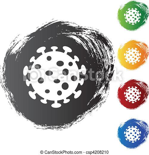 Virus - csp4208210