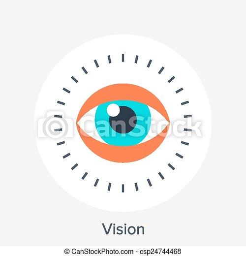 Vision - csp24744468