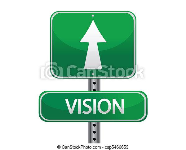 Vision - csp5466653