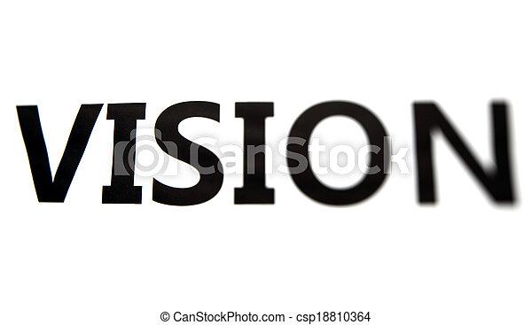 Vision - csp18810364