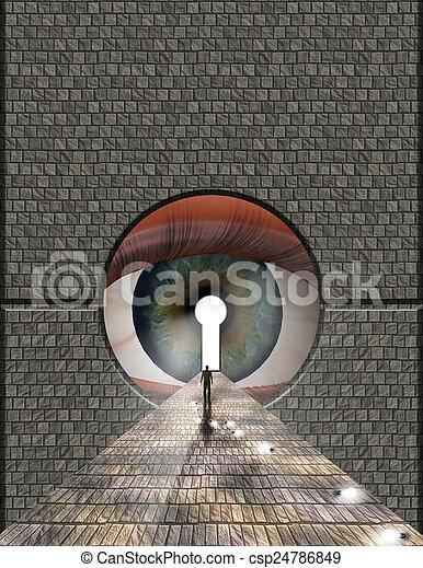 Vision - csp24786849