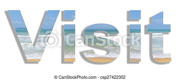 Visit - csp27422302