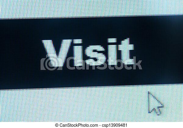 Visit word and cursor - csp13909481