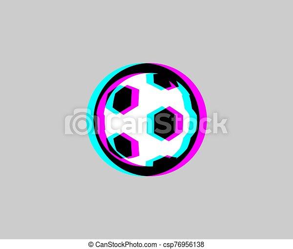 visuel, boule football - csp76956138