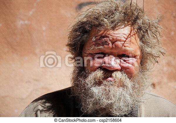 vita, senzatetto - csp2158604