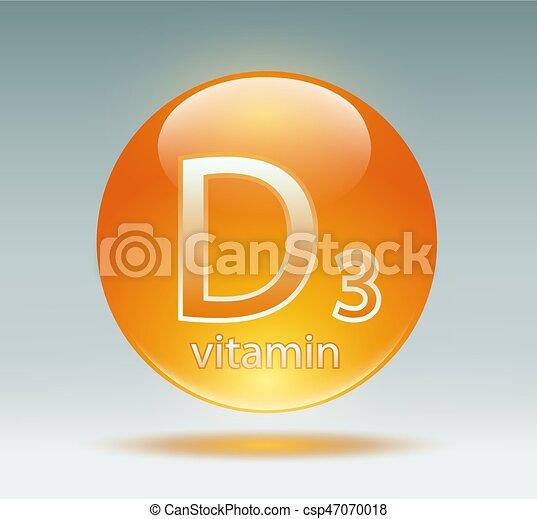 vitamin D3 - csp47070018