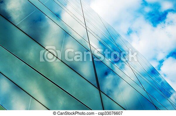 vitreux, architecture - csp33076607