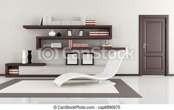 vivente, stanza moderna - csp6890970