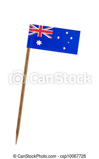 vlag, australië - csp10067728