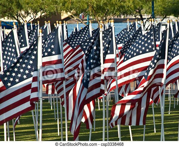 vlag, ons - csp3338468