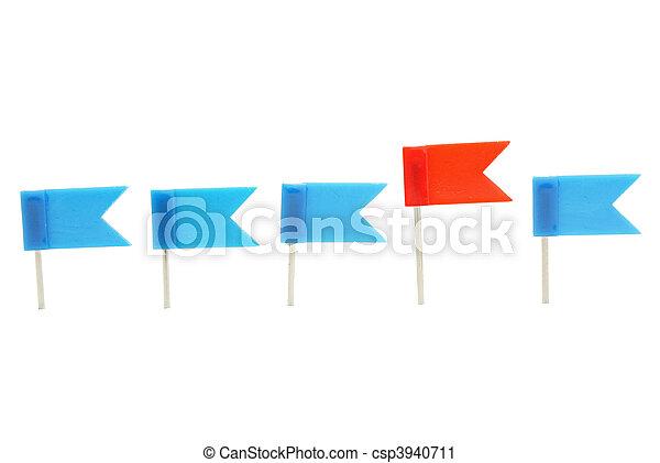 vlaggen - csp3940711
