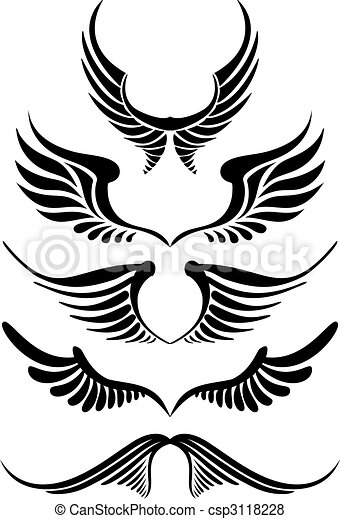 vleugels - csp3118228