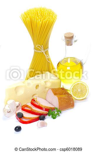 voedingsmiddelen - csp6018089