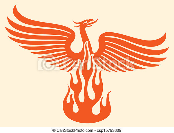 Phoenix Vogel - csp15793809