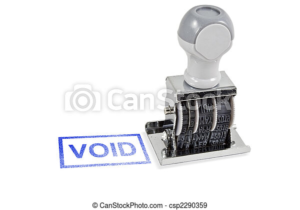 Void Stamp - csp2290359