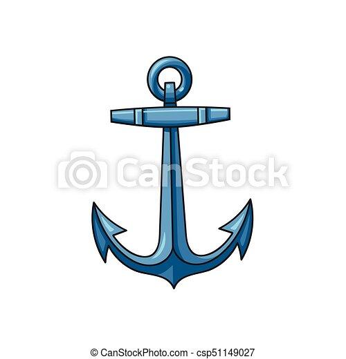 Ancre De Bateau Dessin voile, métal, illustration, ancre, dessin animé, bateau. brillant
