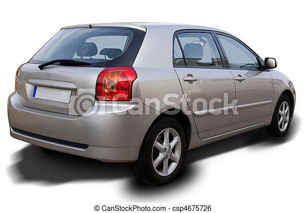 voiture compacte - csp4675726