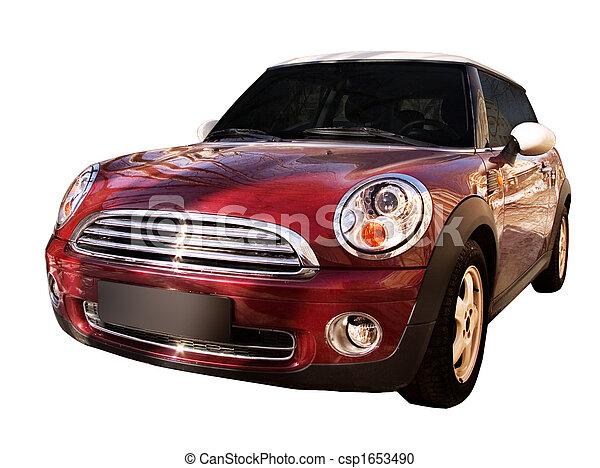 voiture, isolé - csp1653490