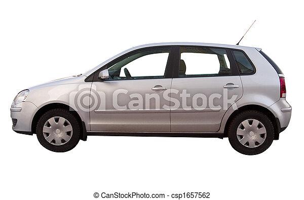 voiture, isolé - csp1657562