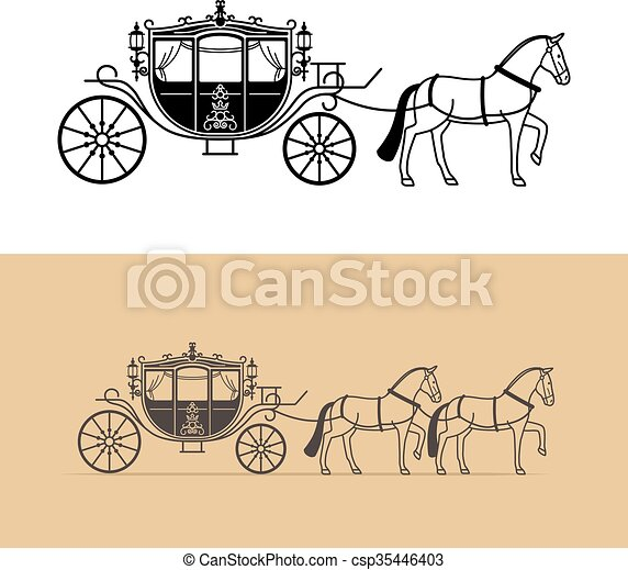 voiture silhouette cheval cheval vecteur silhouette clipart vectoriel rechercher. Black Bedroom Furniture Sets. Home Design Ideas
