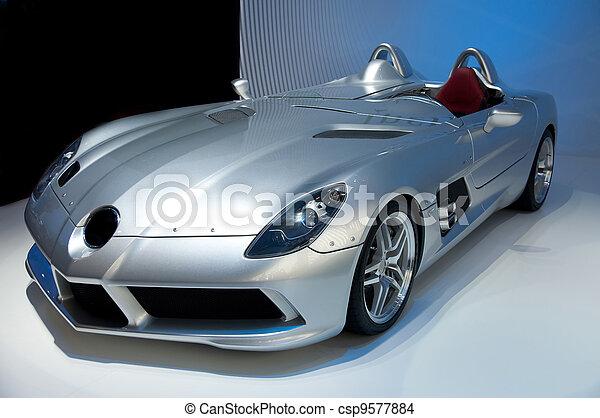 voiture, sport - csp9577884