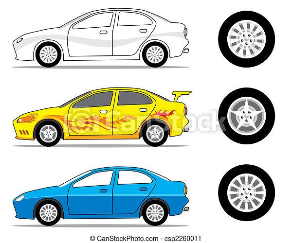 voiture vue c t illustration pneu graphique voiture clipart vectoris recherchez. Black Bedroom Furniture Sets. Home Design Ideas