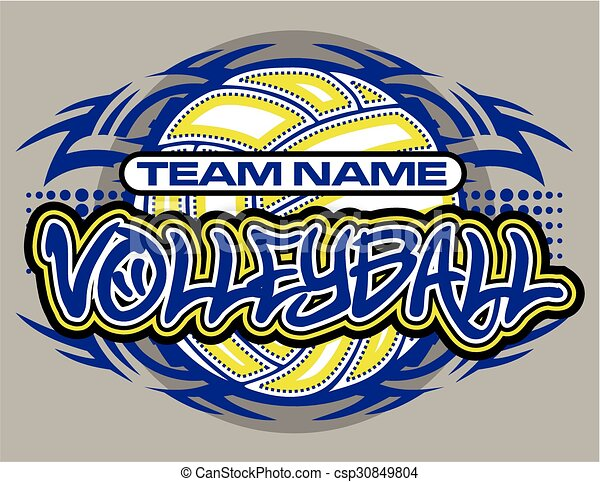 volley-ball - csp30849804
