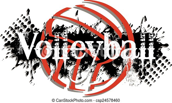 volley-ball - csp24578460