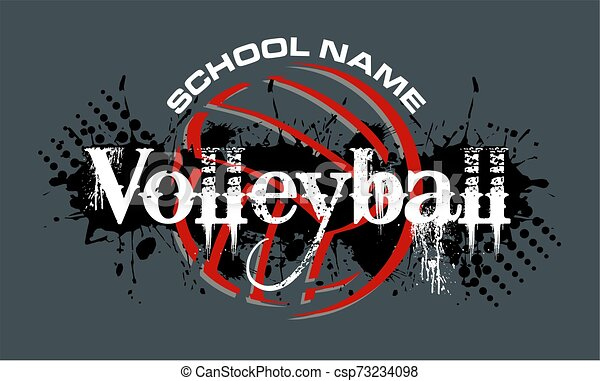 volley-ball - csp73234098