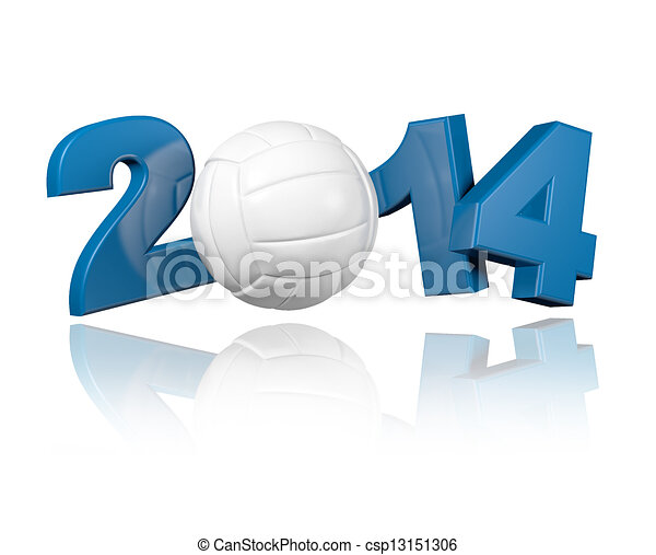 Volleyball 2014 - csp13151306