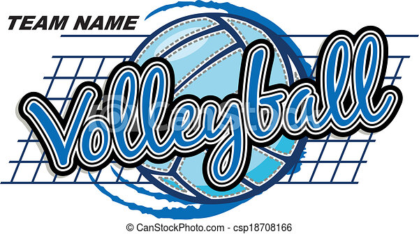 volleyball design clip art vector search drawings and graphics rh canstockphoto com