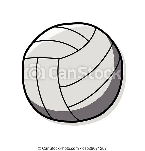 volleyball doodle vector search clip art illustration drawings rh canstockphoto ca