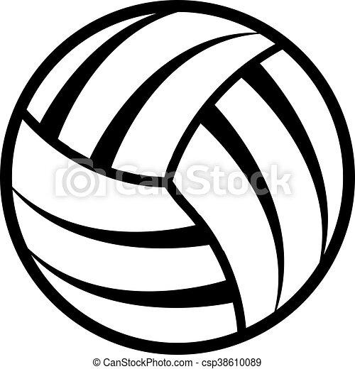 volleyball rh canstockphoto com volleyball vector free volleyball vector clip art free