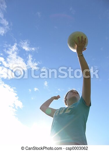 Volleyball - csp0003062