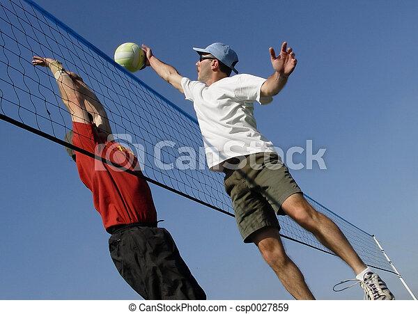 volleyball strand - csp0027859