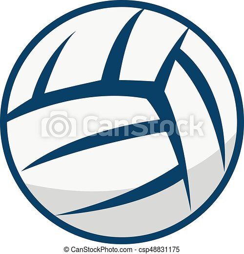 volleyball vector logo design volleyball ball logo design rh canstockphoto com volleyball vector file volleyball vector free