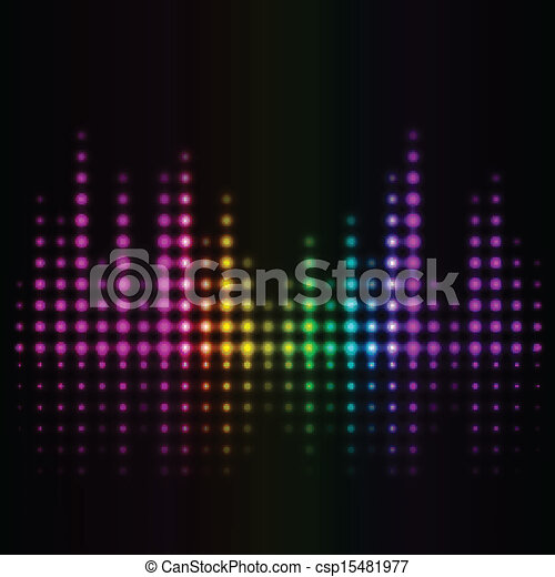 volume abstract background - csp15481977
