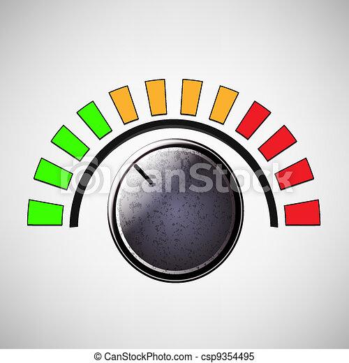 volume button - csp9354495