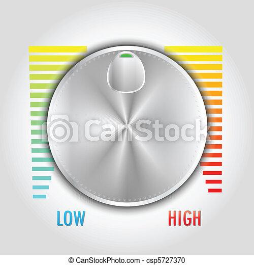 volume control button - csp5727370