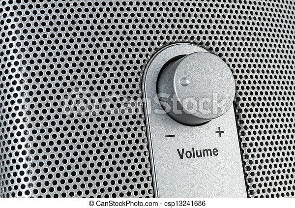 Volume control - csp13241686