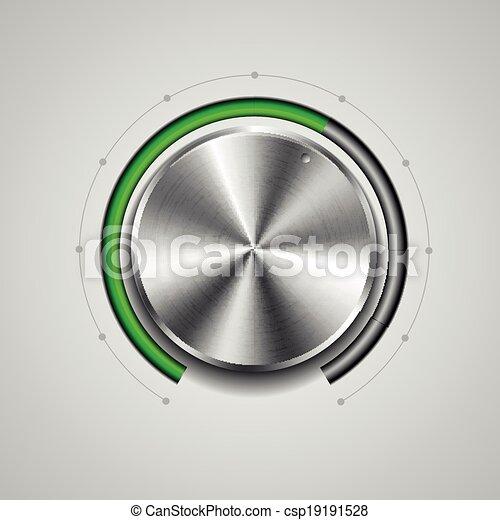 volume knob - csp19191528
