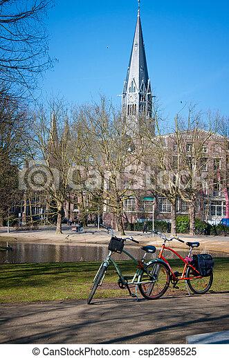 vondelpark - csp28598525