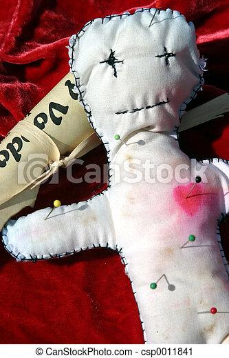 Voodoo Doll #2 - csp0011841