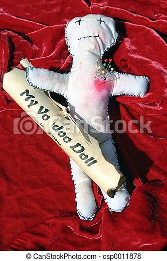 Voodoo Doll #3 - csp0011878