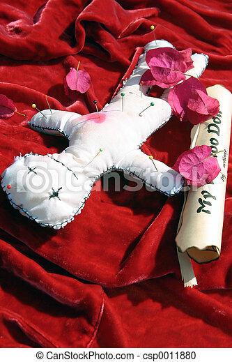 Voodoo Doll #5 - csp0011880