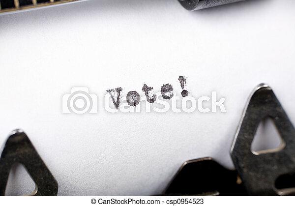 votación - csp0954523