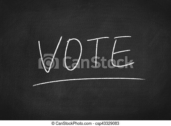 vote - csp43329083