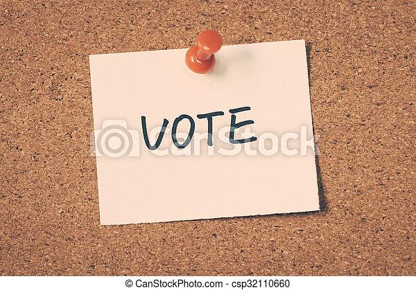 vote - csp32110660