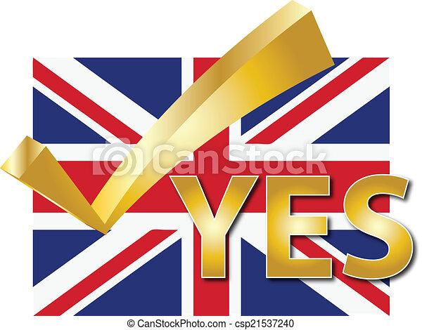 VOTE UK - csp21537240