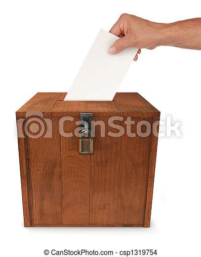 voto, submitting - csp1319754